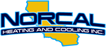 NORCAL Heating and Cooling Logo